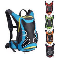 15L Breathable Motorcycle Backpack Waterproof Nylon Riding Helmet Shoulder Bag