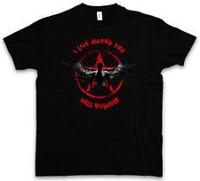 WELL DISGUISED T-SHIRT Satan 666 True Cohen Detective Season 2 TV Series Shirt