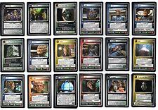 Star Trek CCG The Borg Rare Cards Part 1/3