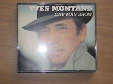 One Man Show - Yves Montand, 2CDs, rar