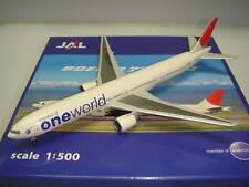 """Hogan 500 Japan Airlines JAL B777-300 """"One World"""" 1:500 NG"""