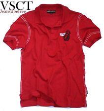 Poloshirt by VSCT Clubwear *Club Guerilla Polo* T-Shirt red *Gr.XL *Neu