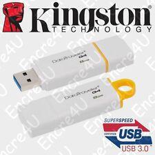 Clé USB 3.0 KINGSTON 8 Gb Go DataTraveler G4 - Existe aussi en 16 32 ou 64 Giga