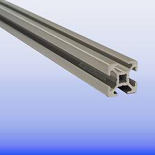 Alu - Profil 20 x 20 Nut 6 Bosch - Raster Aluminiumprofil - Nutprofil - eloxiert