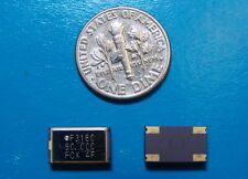 FOX Electronics 80MHz 5V Oscillator CMOS/TTL F3160 Series, 11.2x6.6mm, Qty.10