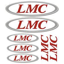 LMC aufkleber sticker wohnmobil camper wohnwagen caravan 7 Stücke Pieces