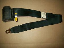 Black Seat Belt Retractor Strap GM Chevelle Exploding 72 73 Monte Carlo Cutlass