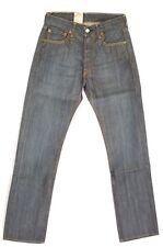 LEVI'S  jeans 501 homme RIGID SCRAPED LEVIS 14501 - 0033 LEVI STRAUSS bleu