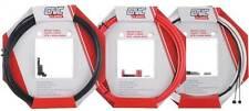 Clarks CNC ZERO-G Lightweight MTB + Road Bike Cycling Brake Cable Kits