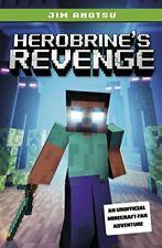 Herobrine's Revenge by Anotsu, Jim Book The Cheap Fast Free Post