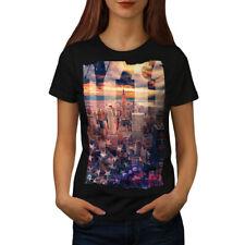 Landscape Photo New York Women T-shirt S-2XL NEW   Wellcoda