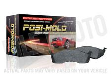 Disc Brake Pad-Posi-Mold Carbon Matrix Metallic POWER STOP fits 04-10 BMW X3