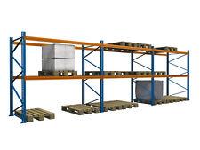 WOW! Industrie Paletten- Schwerlastregal Nedcon mit 1000 Kg pro Palettenplatz