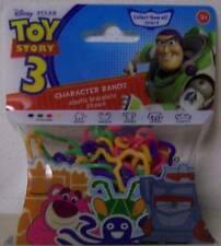 Disney Toy Story 3 series 3 Logo Silly Bandz pack(20)