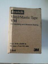 3M Scotch Vinyl/Mastic Tape VM 101mm x 3m x 0,1mm *Neu*