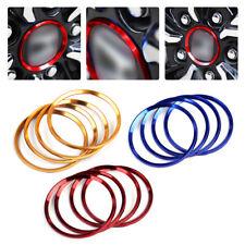 4pcs Alloy Wheel Center Hub Ring Decorator Cap Cover Trim Fit for Honda Civic