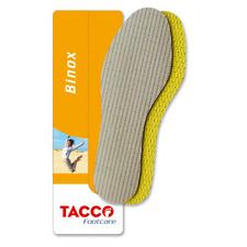 TACCO FRESH/BINOX INSOLES (1 Pair)