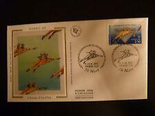 FRANCE PREMIER JOUR FDC YVERT 2758 L EUROPE D ART D ART  2,50   NIORT 1992
