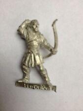 Legolas Fellowship model unpainted a metal War of the Ring Hero