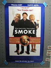 SMOKE Video Poster- HURT/KEITEL/CHANNING (ITCPO-1013)