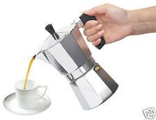 Kitchen Craft Italian Style Espresso Stove Top Moka Coffee Maker 1 3 6 9 12 cup