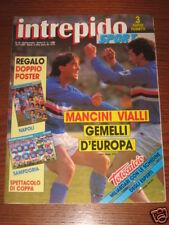 INTREPIDO SPORT 1989/20 MOSER DUNGA SAMPDORIA COPPA EUR