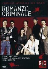 DVD FILM Romanzo criminale (2005)