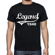 1940 T-shirt d'anniversaire,tshirt homme,cadeau d'anniversaire