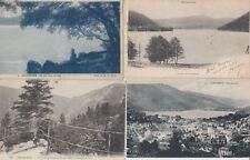 GERARDMER VOSGES (DEP.88) LORRAINE 202 Cartes Postales 1900-1940