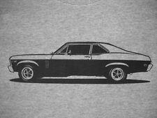 1969 Nova SS T-shirt, '69  69, 350 L78 396