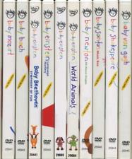 Individual Genuine Baby Einstein Digital Board Book DVD w/ Case & Cover Art!