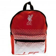 Liverpool FC Junior Backpack Rucksack School Bag Gym Bag Official Product Red