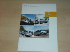 31280) Opel Astra Vectra Signum Corsa Prospekt 2003