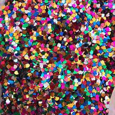 Wedding Confetti Throwing Confetti Multicoloured Plastic Party Decoration Star