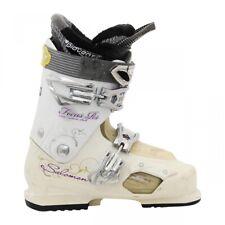 Chaussure de ski Occasion Salomon focus RS blanche