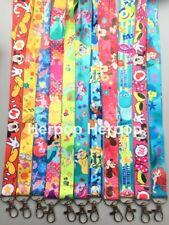 Lot Pooh Donald Duck mickey minnie princess cartoonLanyard Mobile Phone Straps
