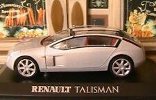 RENAULT TALISMAN CONCEPT CAR NOREV SCALE 1/43 BEIGE NEW ALTAYA