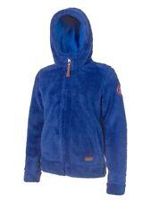 Protest CALUM JR Fleecejacke Full Zip Hoodie Mecanic Blue versch. Größen %49,99%