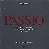 Arvo Pärt: Passio by David James (CD, Feb-1994, ECM New Series)