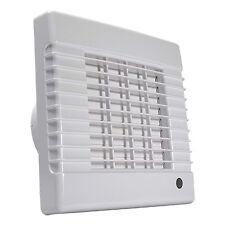 Badlüfter Badventilator Ablüfter WC Lüfter Küche Elektrische Jalousie Dalap®