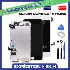 ECRAN LCD VITRE TACTILE BLOC COMPLET SUR CHASSIS IPHONE 5 5S 5C 6 6S 7 8 PLUS