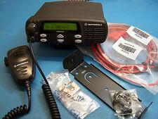 Motorola CDM1250 UHF 450-512MHz CDM 1250  Excellent Condition