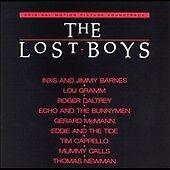 THE LOST BOYS--Soundtrack--CD--INXS, Jimmy Barnes, Lou Grammm, Roger Daltrey