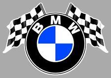 Sticker BMW Flags