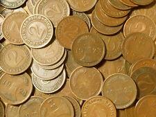 DEUTSCHES REICH GERMANY Weimar 2 rentenpfennig KM#31 1923-1924 choose your coin