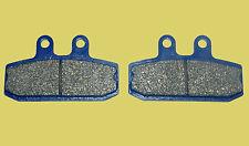 Honda CA125 Rebel front brake pads (1997-2000) FA256 style (Grimeca caliper)