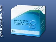 Bausch&Lomb PureVision 2 HD Kontaktlinsen 1x6 Monatslinsen: -0.50 D bis -8.00 D