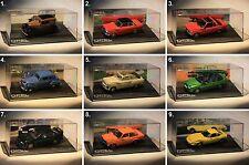 De Agostini-Opel Collection-Maßstab 1:43-Sammlung-Modell-Oldtimer-PC-Vitrine-neu