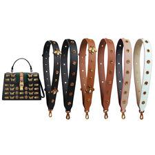 DIY Bee Design Women Handbag Shoulder Bag Strap Crossbody Leather Bag Strap 90cm