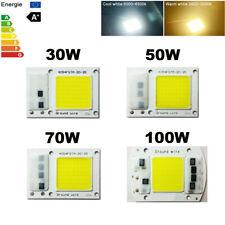 LED Chip COB Input Integrated Smart IC Driver Floodlight 30W50W70W100W 220V 110V